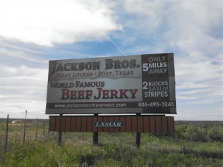 Looking for the best beef jerky in Texas?